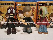 Walking Dead Daryl Charred One Eyed Funko Pop Vinyl Mystery Mini Series 2 Set 3