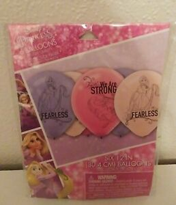 Disney Tangled Rapunzel Latex Balloons (12) Pink Birthday Party Decorations
