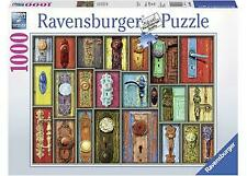Ravensburger Antique Doorknobs Puzzle 1000pc