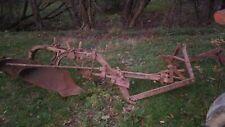Ih super 200 230 Farmall C 295 2 Bottom mounted dirt Moldboard Turning Plow