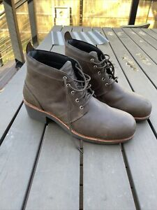 Worx by Red Wing STYLE #5120 WOMEN'S CHUKKA Size 11
