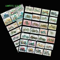 Postage Stamps Motorcycle 50pcs Unused Post Marks Stampel Collection Worldwide
