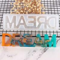 Silicone Resin Casting Mold Jewelry Making Epoxy Mould Craft Tool DIY high quali