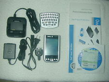 Dell Axim X51 520mhz Ac Charger Sync Cradle Adapter Keyboard Cd Manuals