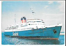 Sealink Ferry - Maid of Kent , built 1959 Scrapped 1982 - PPC, unposted, DRG