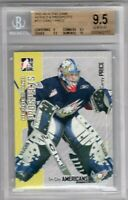 BGS 9.5 Gem Mint CAREY PRICE 2005/06 In The Game ROOKIES & Prospects WHL ROOKIE!