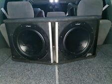 Vibe slick s12 12 inch subs