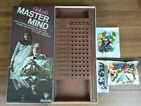 Original Deluxe Master Mind Vintage Board Game Invicta 1975