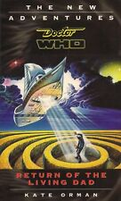 Dr Doctor Who Virgin New Adventures Book - RETURN OF THE LIVING DAD - (Mint New)