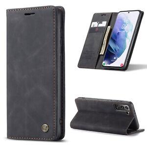 Hülle für Samsung Galaxy A21s A41 A51 Flip Magnet Case Schutz Cover Handy Tasche