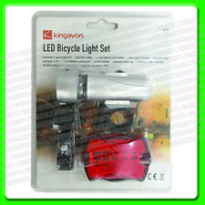 A Set of Front & Rear Bike Lights LED [BL103] Bicycle Lamps