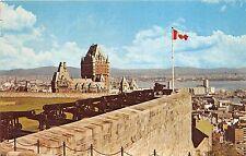 BR13878 Le panorama es spledndide vu du sommet de la Citadelle Quebec canada