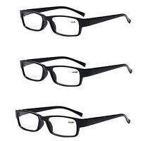 Unisex READING GLASSES +0.5 +1.00 +2.00 +3.00 +3.5 Eyeglasses Presbyopia Thin