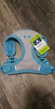 (S)Top Paw Comfort Harness Blue Gray With Dog Bone Small #41