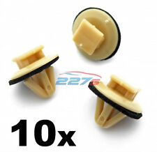 10x Boot Lid / Trunk Handle Trim Cover Clips, Toyota & Lexus, 90467-10077