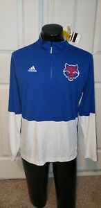PORTLAND REDWOLVES BASKETBALL ADIDAS ANTHEM WARM UP JACKET RARE NOT TO PUBLIC