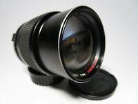 Mitsuki 135mm fast f2.8 Portrait Short Telephoto Prime Lens Olympus OM or DSLR