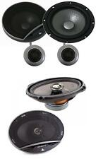 "Fli Underground FU6C 6.5"" 13cm Component + FU69 6x9"" Coaxial Car Stereo Speaker"