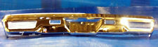 1973 73 Pontiac Lemans Station Wagon Rear Bumper Facebar GM OEM Part # 336304