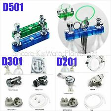 Pro DIY Co2 Generator System Kit + Glass Co2 Diffuser Suction Cup D501 D301 D201