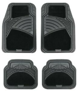 CAR MAT SET LUXURY 4 PIECE Automotive BR360282 PACK 1
