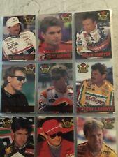 1995 wheels Crown Jewels set Earnhardt, Gordon,Wallace Martin 1-80