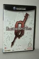 RESIDENT EVIL ZERO GIOCO USATO OTTIMO STATO GAMECUBE EDIZIONE ITALIANA AC3 50519