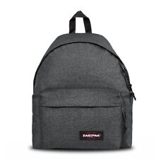 Eastpak Padded Pak'r Denim nero zaino Black Denim EK62077H rucksack Backpack