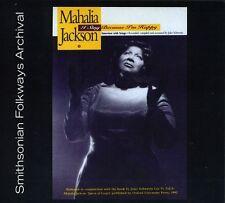 Mahalia Jackson - I Sing Because I'm Happy [New CD]