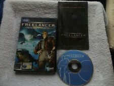 FREELANCER PC-CD ORIGINAL V.G.C. FAST POST ( space trading & combat simulator )
