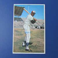 MACK JONES  1971 Montreal Expos Pro Stars Postcard Signed Autographed AUTO