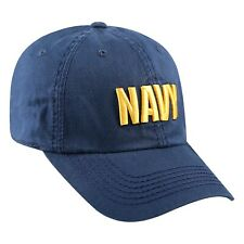 NAVY NAVAL ACADEMY MIDSHIPMEN USA NCAA CREW SPORT STRAPBACK TOW DAD CAP HAT NEW!