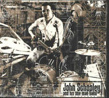 John Schooley And His One Man Band CD (MOD/NEO SIXTIES) (EASTER SALE 2020)
