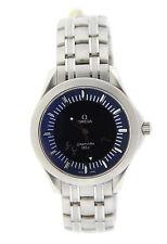Omega Seamaster 120 Multifunction Digital Stainless Steel Watch 2521.81.00