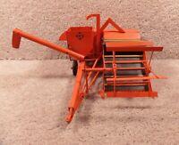 RARE Custom 1/16 Diecast Allis Chalmers All-Crop Harvester Pull Type Combine