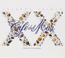CAFE Del Mar 20 2cds 2014 Nightmares on wax gelka