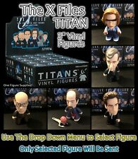 Titans Vinyl Figures The X Files The Truth is Out There Collection (Select Item)