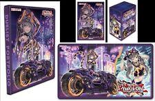 More details for yu-gi-oh! - i:p masquerena set: portfolio, sleeves, deck box & playmat preorder