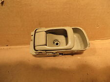 INFINITI G20 G 20 00 2000 INTERIOR DOOR HANDLE TAN DRIVER LH LEFT OE