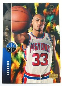 RC grant hill #157 1994 Upper Deck Nm-Mt or better condition