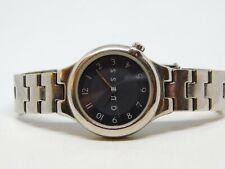 Guess 1997 Silver Tone Quartz Analog Ladies Watch