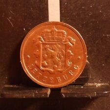 CIRCULATED 1947 25 CENTIMES LUXEMBOURG COIN (53018)1