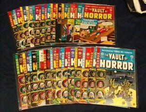 THE VAULT OF HORROR COMPLETE SET #1-29 - NM/M - (1992-1995, Gemstone, EC Comics)
