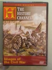 the history channel time machine  IMAGES OF THE CIVIL WAR   DVD NEW