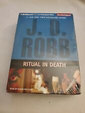 Ritual in Death by J D Robb:  Audiobook New