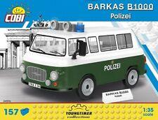 BRICKS COBI 24596 AUTA PRL Barkas B1000 Polizei 157 element 1:35