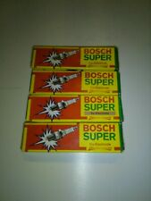 Bosch W7BC Spark Plugs 4,pack