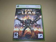 Eat Lead: The Return of Matt Hazard (Microsoft Xbox 360) ** NEU und versiegelt **