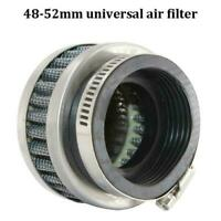 Universel Filtre Admission Air 48mm-52mm for Moto Scooter Lavable Réutilisables