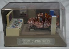 Disney Pixar Cars Comic Con 2012 Suds Mater With Lights & Sounds NEW In Box